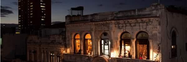 Restaurante La guarida, Habana,Cuba