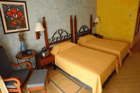 Double room at the Memories Varadero hotel