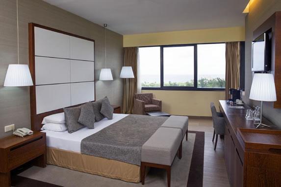 Habitación doble standard del hotel