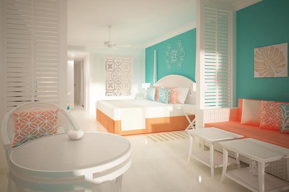 Vista habitación del hotel Angsana