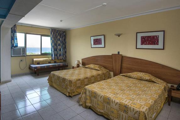 Habitación del hotel Sunbeach