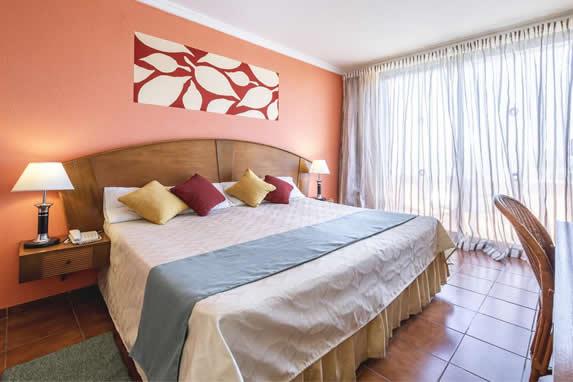 Habitación doble Standard del hotel Tuxpan