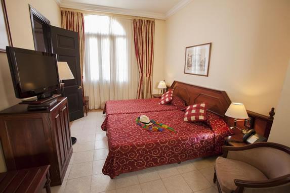 Hotel double standard room