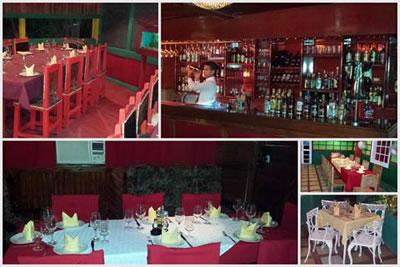 Restaurant La Herradura, Camaguey, Cuba