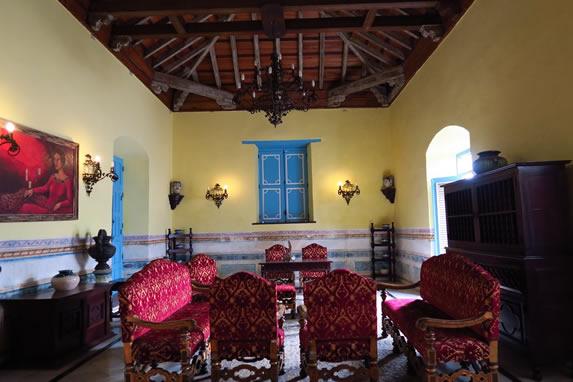 Sala para reuniones hotel Beltran de Santa Cruz