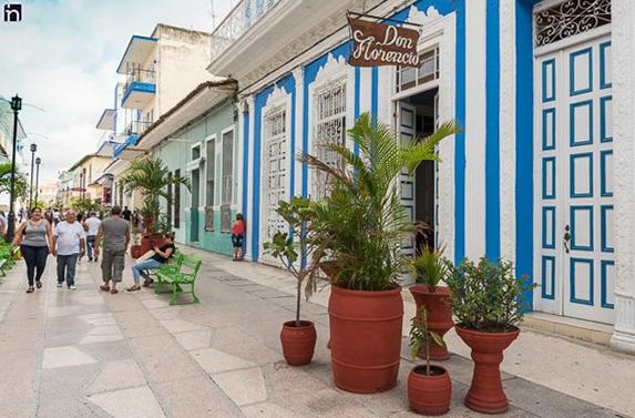 Hotel Don Florencio in the city of Sancti Spiritu