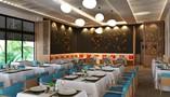 foto de uno de los restaurantes del hotel