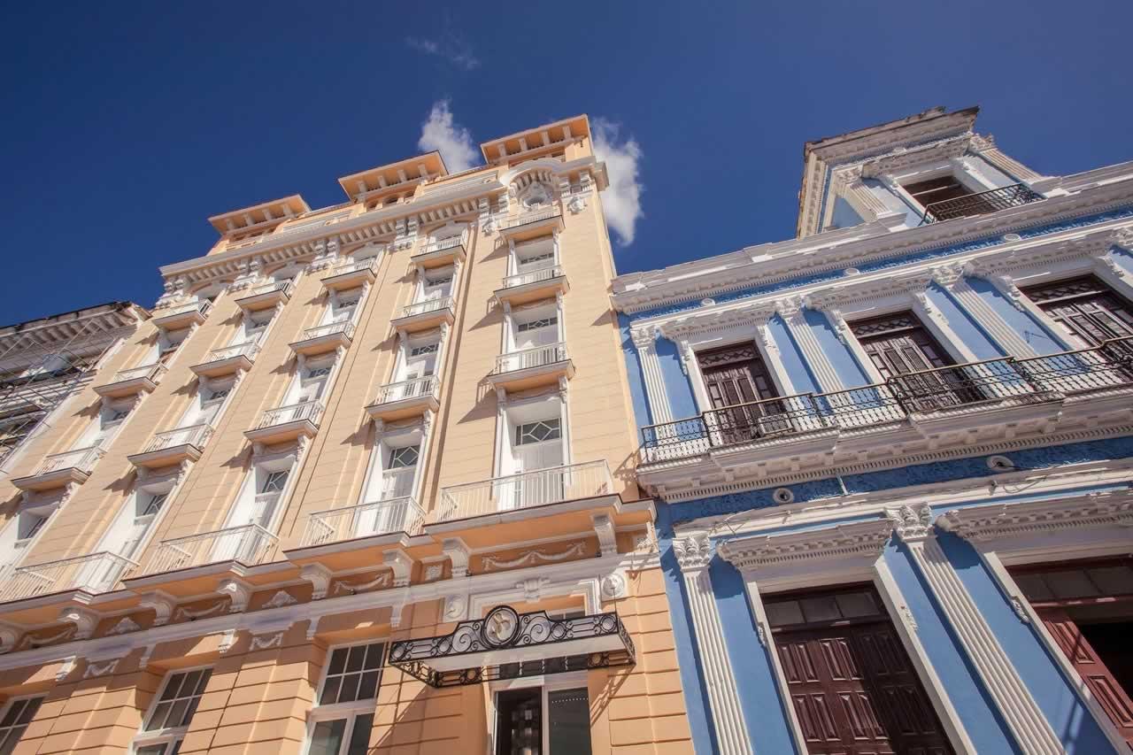 Hotel Melia San Carlos - Cienfuegos, Cuba