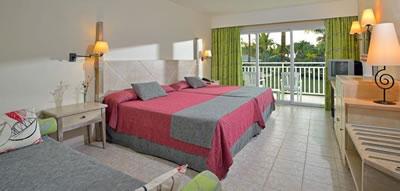 Hotel Sol Cayo Coco Habitacion
