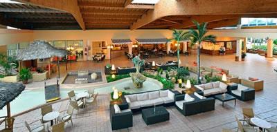 Hotel Sol Cayo Coco Lobby