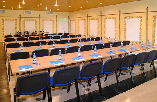 Hotel Sol Cayo Largo salón de reuniones