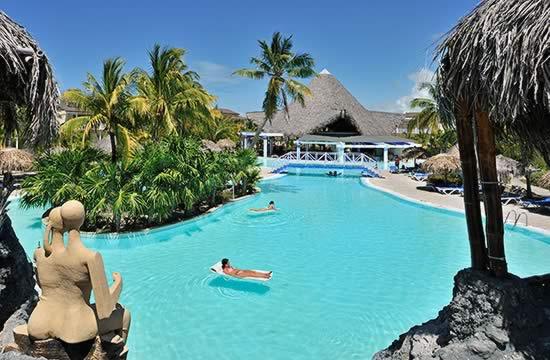 Hotel Sol Cayo Largo pool view