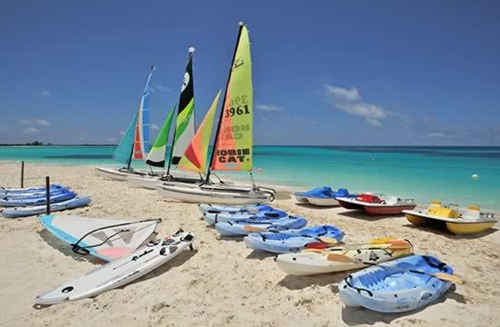 Hotel Sol Cayo Largo watersports