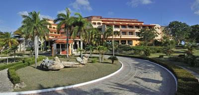 Vista del Hotel sol Rio De Luna Y Mares Resort