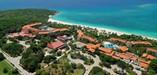 Vista aerea Hotel sol Rio De Luna Y Mares Resort