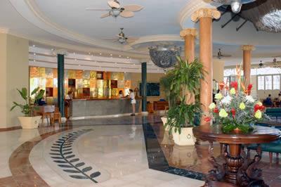 Front desk Hotel Iberostar Varadero
