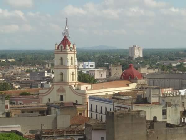 Iglesia de San Juan de dios,Camaguey,Cuba