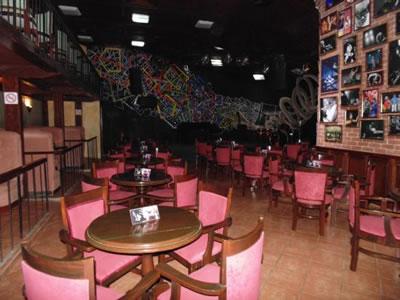 Iris Jazz club, Santiago de Cuba