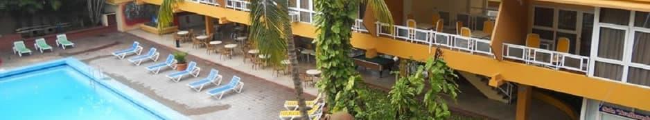 Hotel Camaguey, Cuba