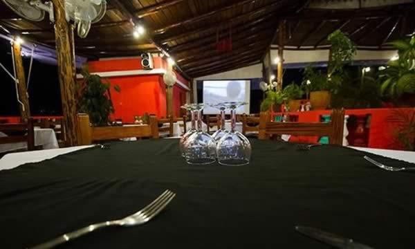 Restaurant Italia en Cuba, Havana,Cuba