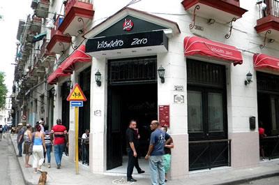Restaurante Kmcero, Havana, Cuba