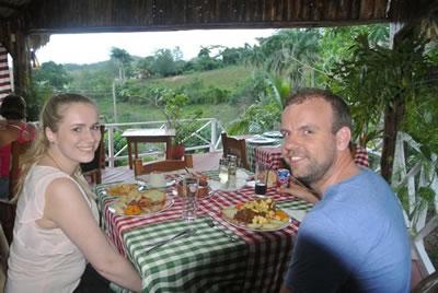 Restaurant La Carreta de San Vicente,Pinar del rio