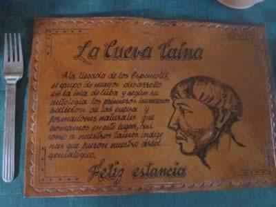 Restaurante La Cueva, Gibara, Holguín
