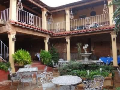 Restaurant Nueva Era, Trinidad, Cuba
