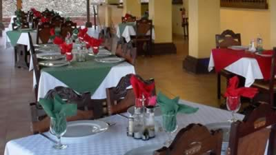 Restaurante Fuerte La Punta, Baracoa, Cuba