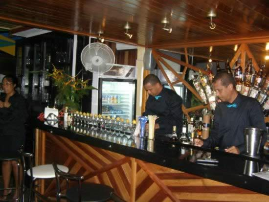 Bar-Restaurant La Rosa Naútica,Baracoa, Cuba