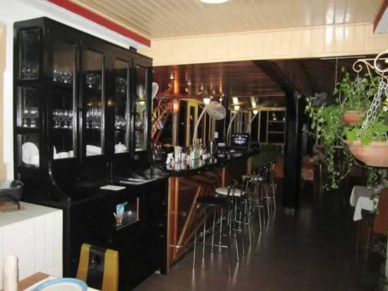 Bar-Restaurante La Rosa Naútica,Baracoa, Cuba