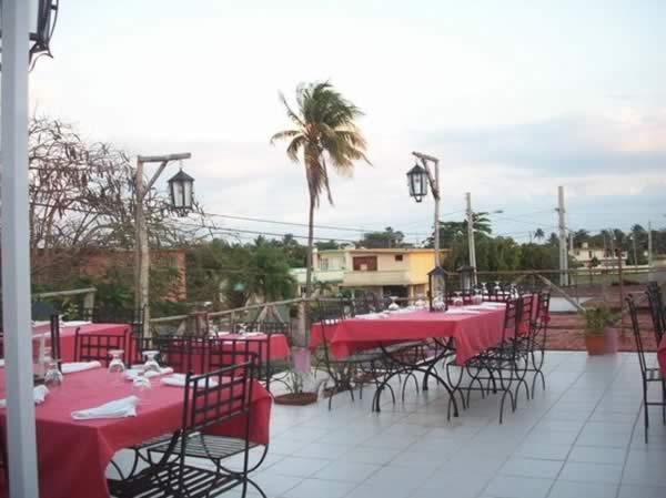 Restaurant La vaca rosa, Varadero, Cuba