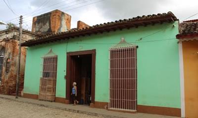Restaurante La Redacción Cuba, Trinidad,Cuba