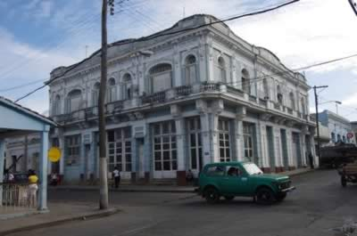 Restaurant Las Mamparas,Cienfuegos