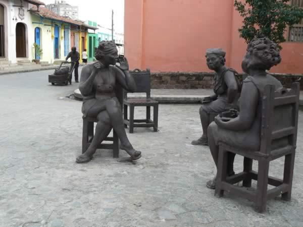 Plaza del Carrmen,Camaguey, Cuba