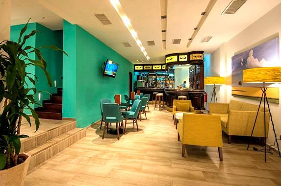 Hotel Victorias bar