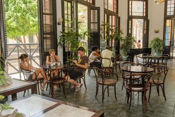 Hotel Cafe Ambos Mundos