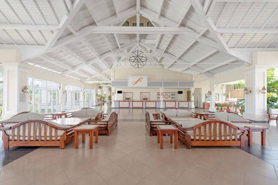 Swandor Varadero hotel lobby