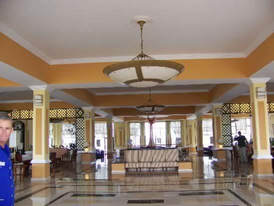 Lobby del Hotel Iberostar Laguna azul, Varadero