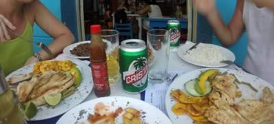 Restaurant Locos por Cuba, Habana, Cuba