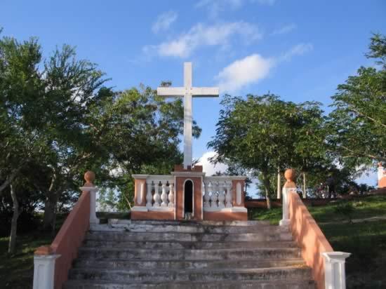 Loma de La Cruz, Holguin, Cuba