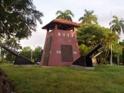 Parque histórico San Juan, Santiago de Cuba