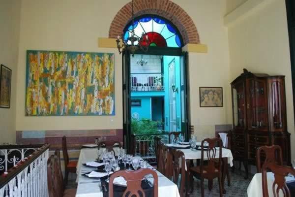 Paladar Los Mercaderes,La Havana, Cuba