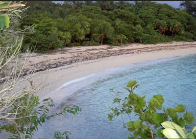 Playa Maguana,Baracoa, Cuba