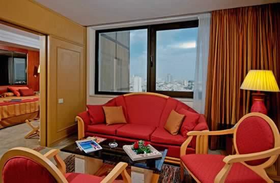 Habitacion Suite Level - Hotel Melia Cohiba
