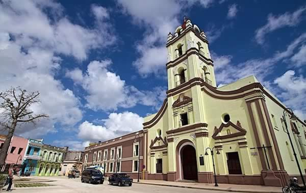 Church  de la Merced, Camaguey, Cuba