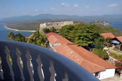 Faro del Morro, Santiago de Cuba, Cuba