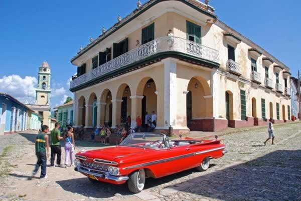Romantic Museum,Trinidad, Cuba