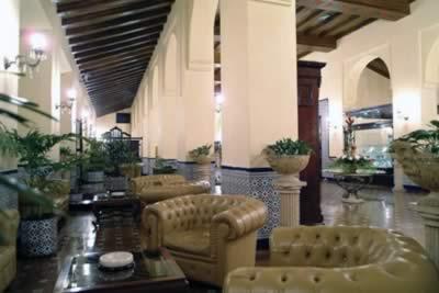 Hotel Nacional de Cuba - Havana, Cuba.