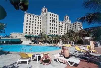 Hotel Nacional de Cuba - La Habana, Cuba.
